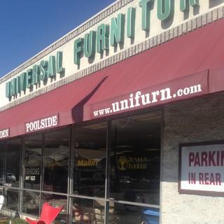 Universal Patio Furniture   Studio City, CA, US 91604