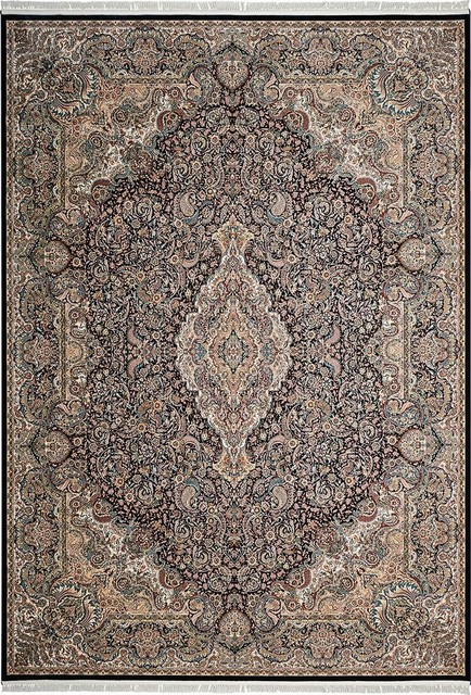 Persian Palace Ppl02 Area Rug, Navy, 7&x27;10x10&x27;10.
