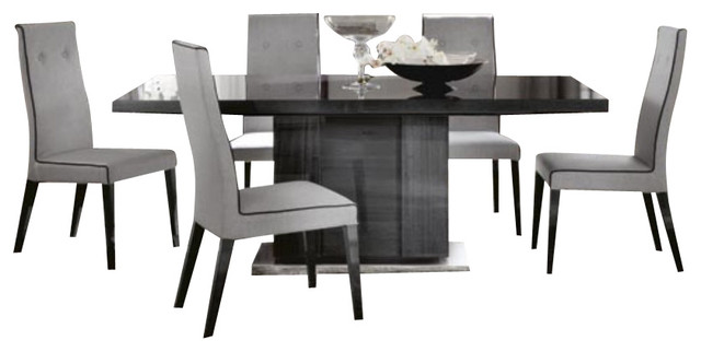 ALF Monte Carlo 7 Piece Dining Set Modern Sets