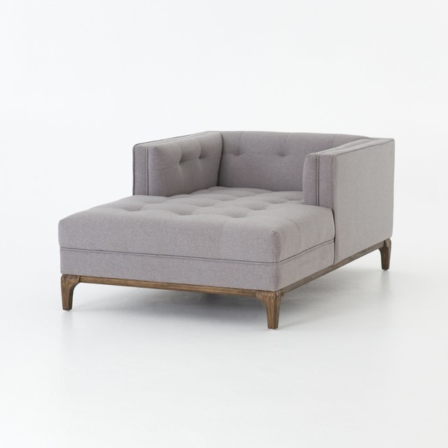 Marvelous Perry Chaise Pabps2019 Chair Design Images Pabps2019Com
