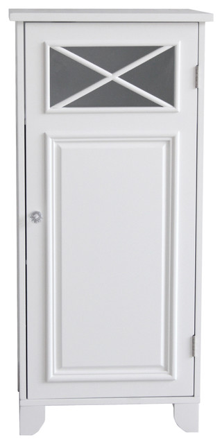 Dawson Floor Cabinet With One Door - Transitional ...