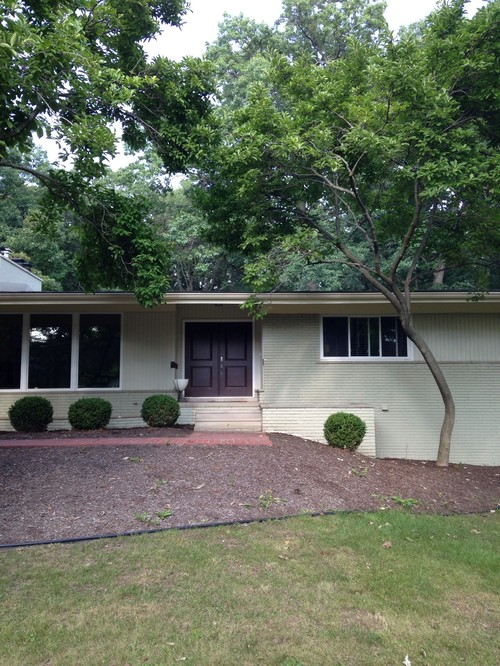 Mid century modern home need suggestions for exterior paint colors for Mid century modern exterior paint