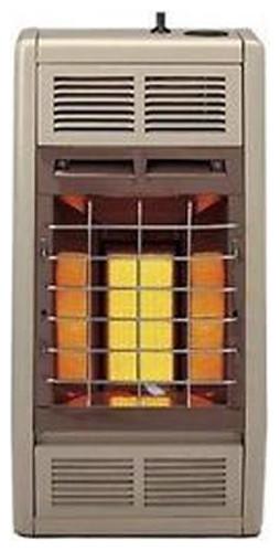 empire btu ventfree infrared manual propane heater sr6lp - Propane Space Heater