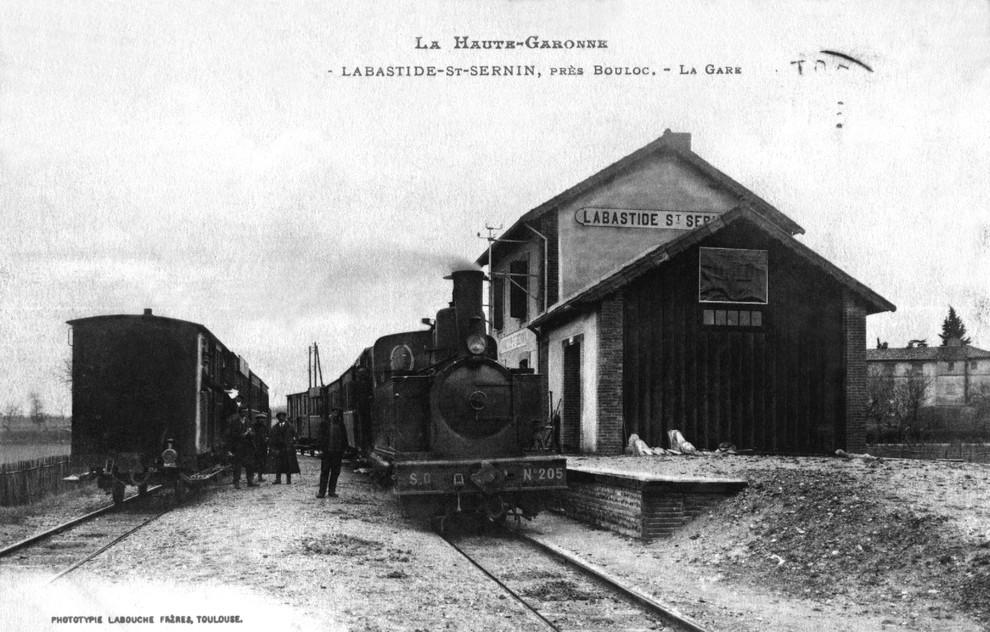 Maison PG - Rénovation et extension d'une ancienne gare