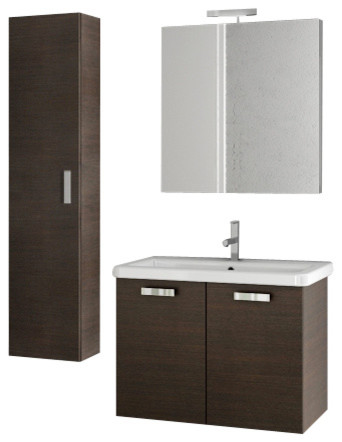 mirror designs for bathrooms 30 inch wenge bathroom vanity set modern bathroom 19476