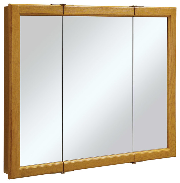 36 In. Vanity Cabinet With Three Door.