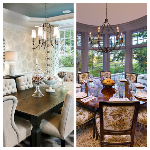 Dining Tables. Rectangle Or Round?