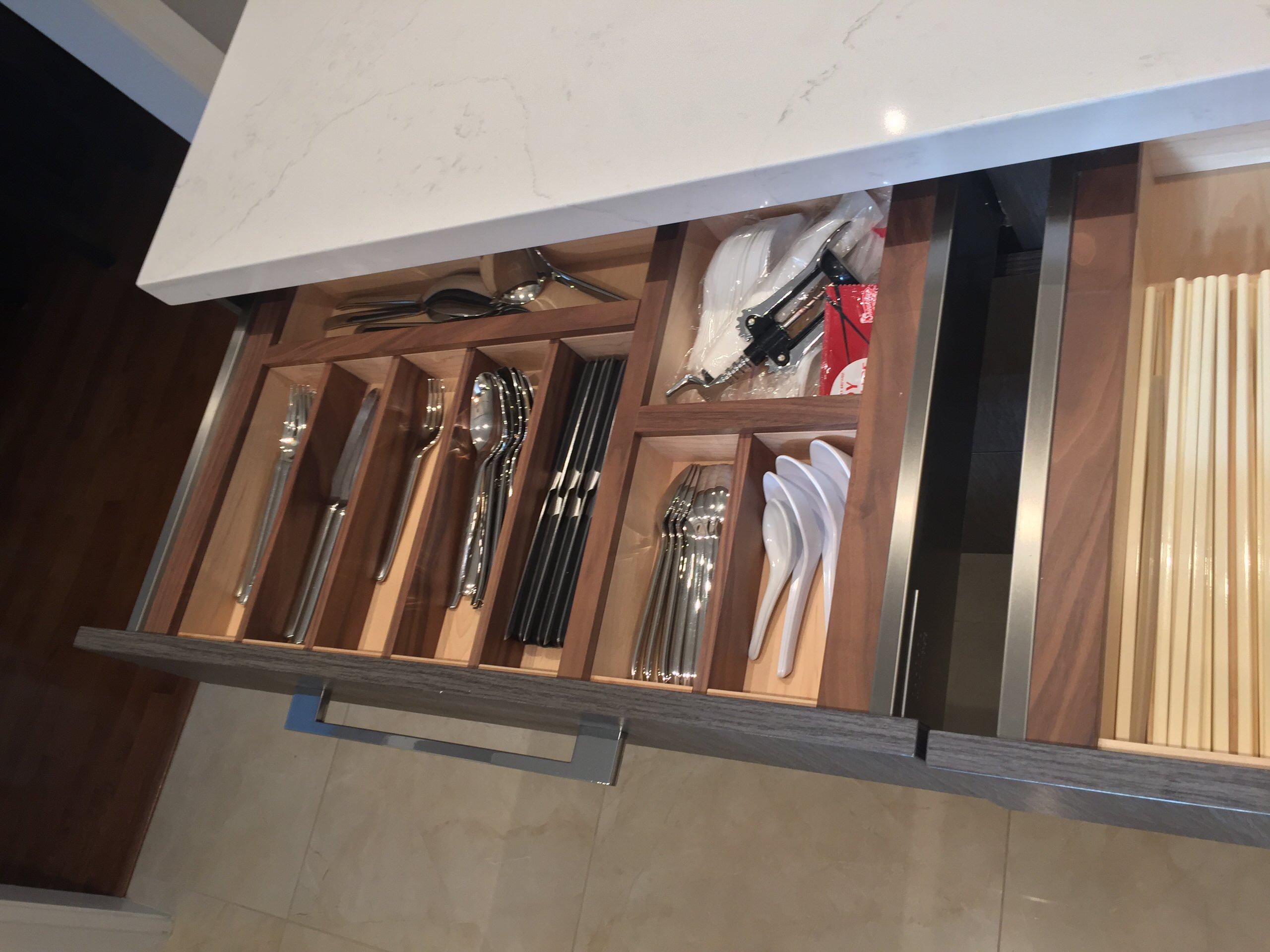 customized utensil dividers