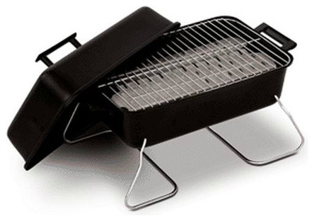Char-Broil Portable Tabletop Charcoal Grill.