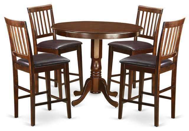 East West Furniture Ada Counter Height Dining Table Set  : craftsman dining sets from www.houzz.com size 640 x 444 jpeg 87kB