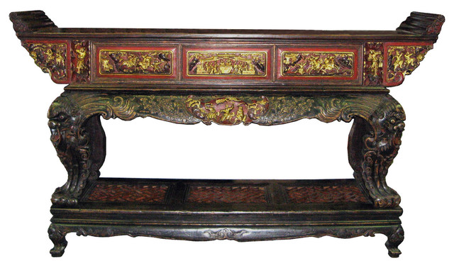 - Temple Altar Table & Reviews | Houzz