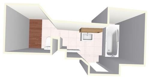 Am nagement salle de bain for Plan de salle de bain 10m2