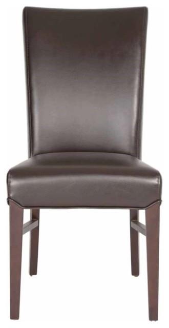 Westminster Dining Chairs, Havana Brown, Set Of 2