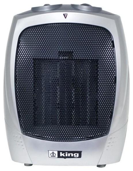 King King Electric 1500 Watt Portable Ceramic Heater