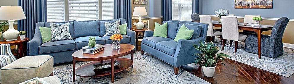Decorating Den Interiors - Libertyville, IL, US 60048