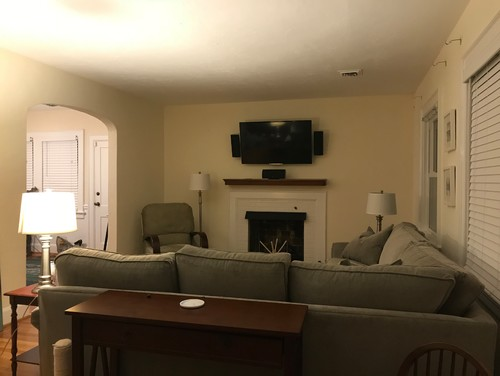 need help with my living room please