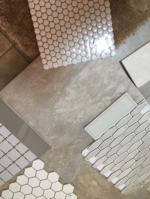Tile Choices For Shower