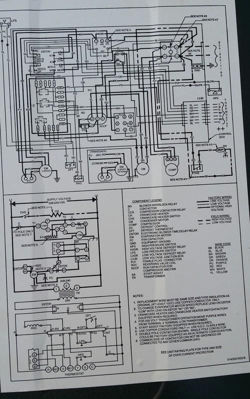 robertshaw 9820i thermostat
