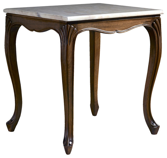 Lancaster side table traditional side tables end tables by coleccion alexandra uk Traditional coffee tables and end tables