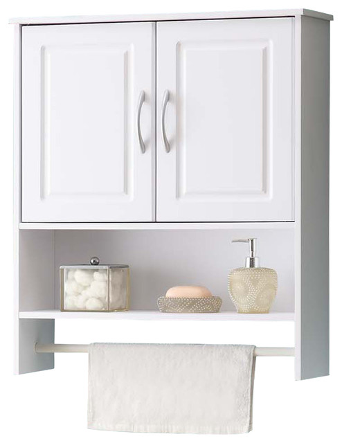 Nantucket 2 Door Bath Wall Cabinet
