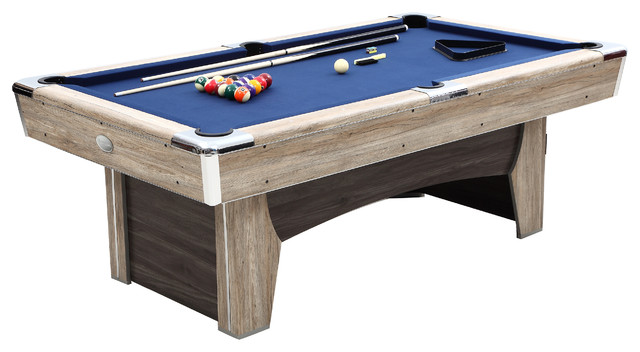 """Beachcomber 84"""" Pool Table By Harvil"""
