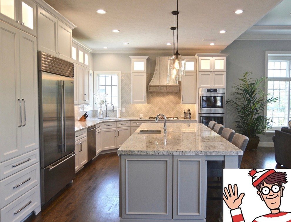The Woods at Williams Creek Kitchen Remodel
