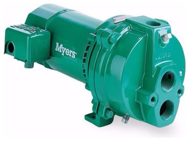 Fe Myers Hj100d Convertible Deep Well Jet Pumps, 1 Hp, Cast Iron.