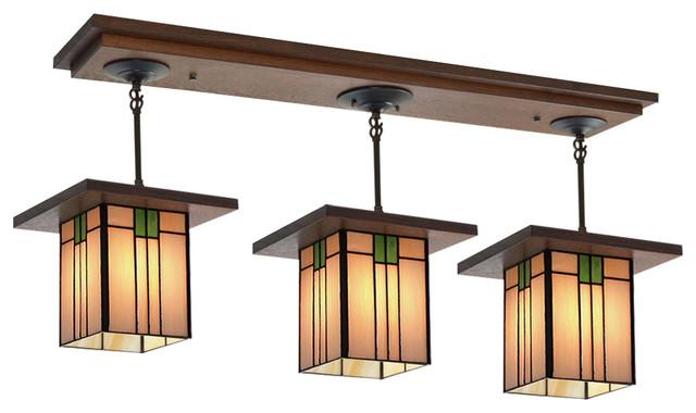 Craftsman Kitchen Island Light 507