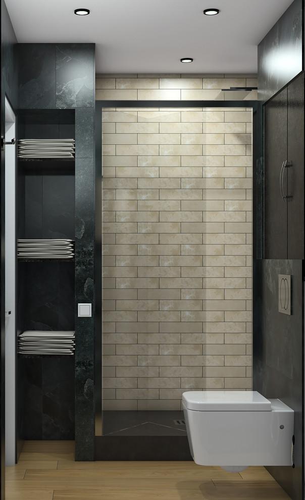 Дизайн-проект квартиры в неоклассическом стиле, 2018