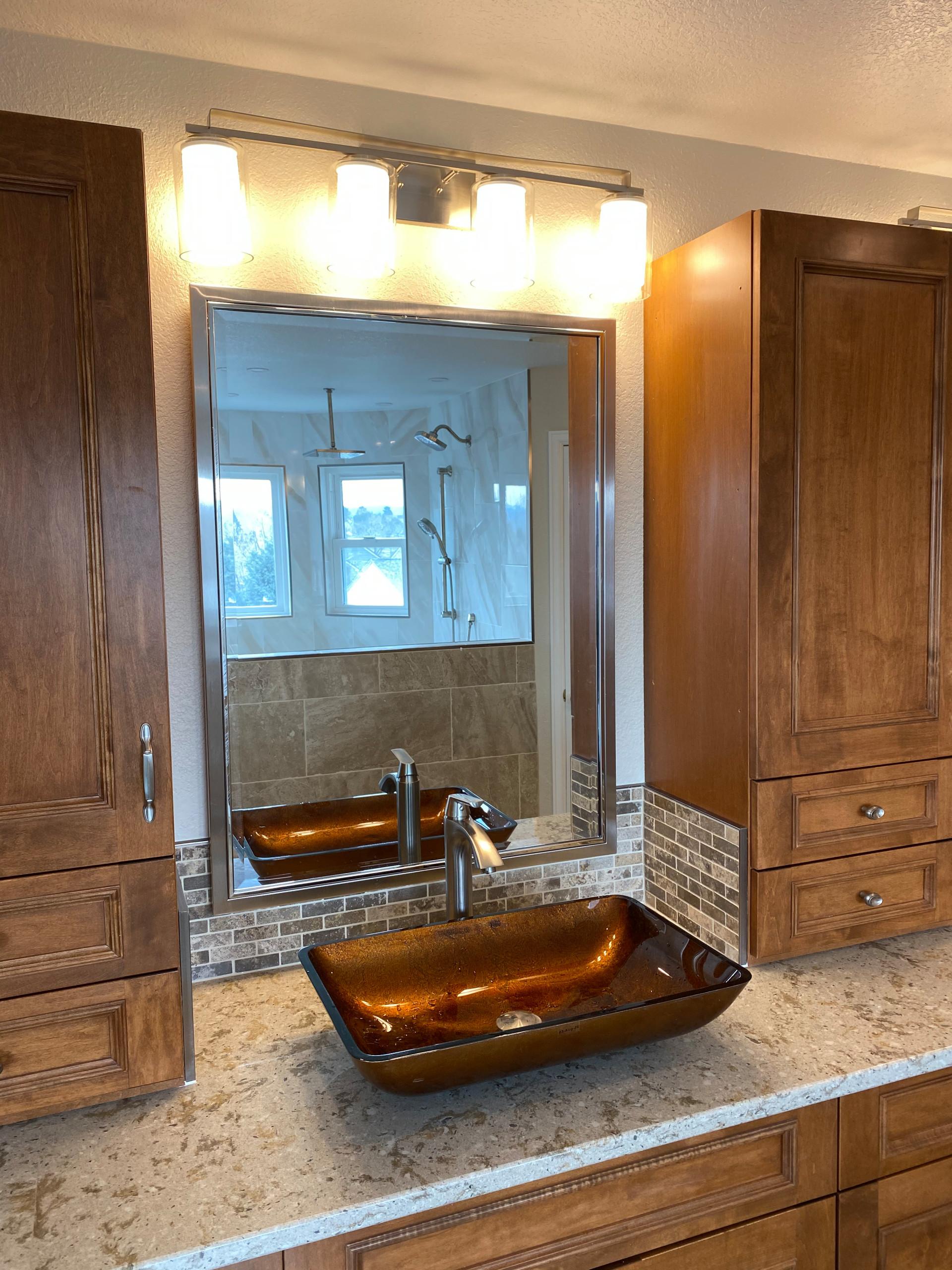 Young Bathroom Remodel