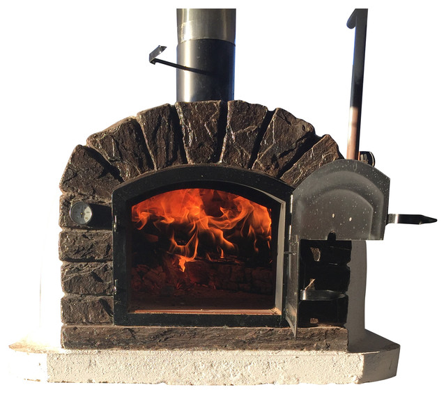Authentic Pizza Ovens Traditional Famosi.