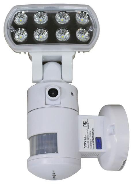 Versonel nightwatcher pro led security motion recording light with versonel nightwatcher pro led security motion recording light with wifi vslnwp80 aloadofball Images
