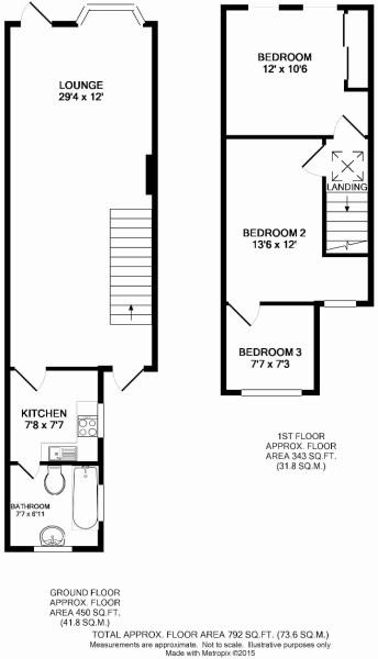 Awkward Victorian terrace house lay out advice needed