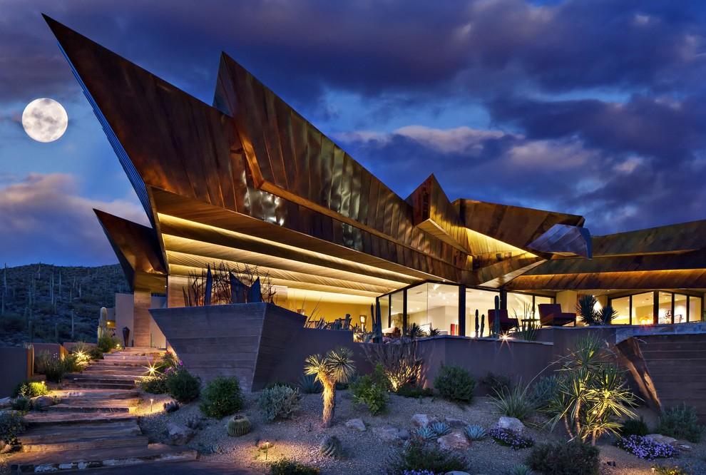 Hawks Nest by Shelby Wilson / Architect / Carefree, Az.