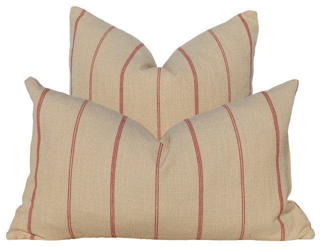 French Linen Pillow Cover 12 X20