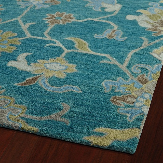 Kaleen Helena Turquoise Area Rug Reviews: Kaleen Helena, Area Rug