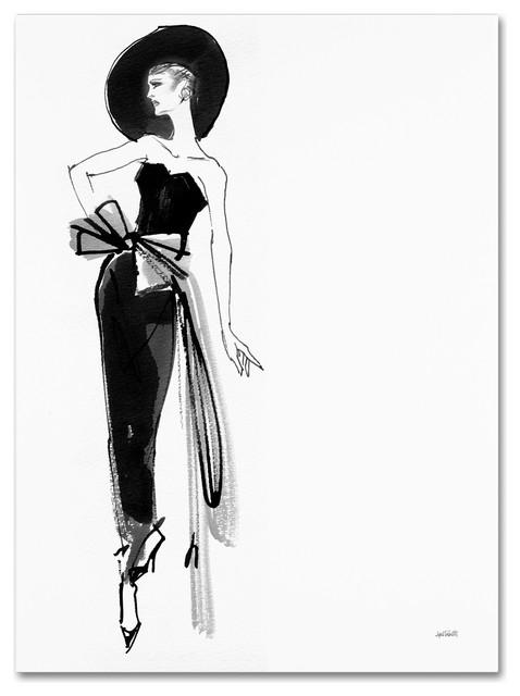 Global Gallery Anne Tavoletti Vintage St.Nick IV Giclee Stretched Canvas Artwork 16 x 20
