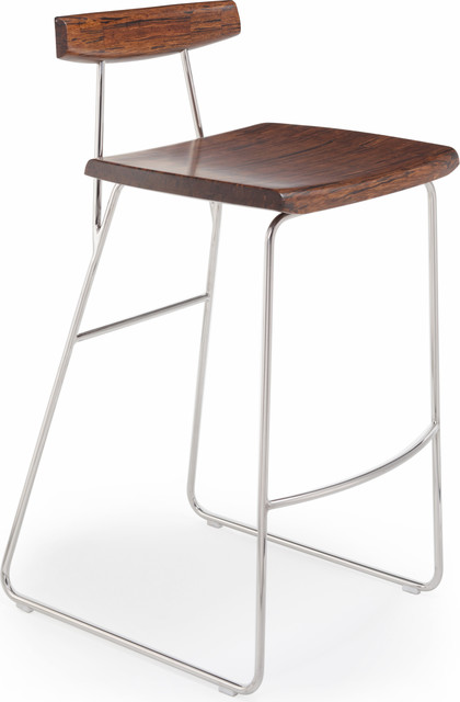 City Lightsparis 30 Counter Height Stool With Back Set Of 2