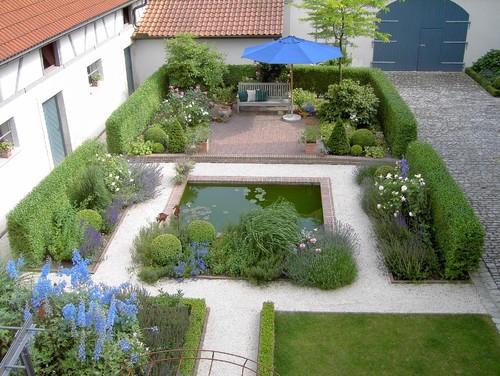 garten vorher-nachher, Garten und bauen