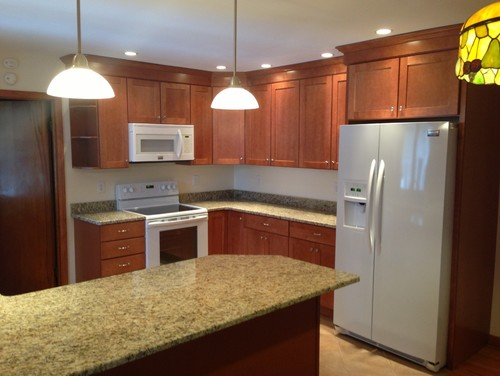 white appliances keep them or change to stainless?