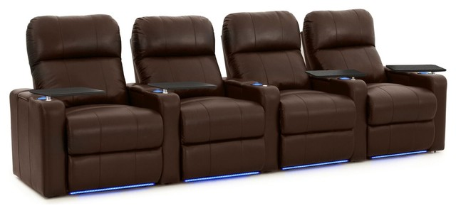 Rainer 4-Seat Power Recliner.