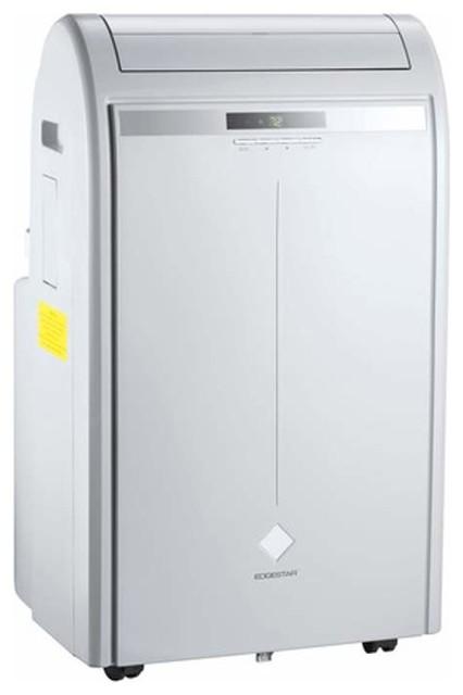 EdgeStar AP16000G 16000 BTU 220V Portable Dual Hose Air Conditioner  Contemporary Air Conditioners
