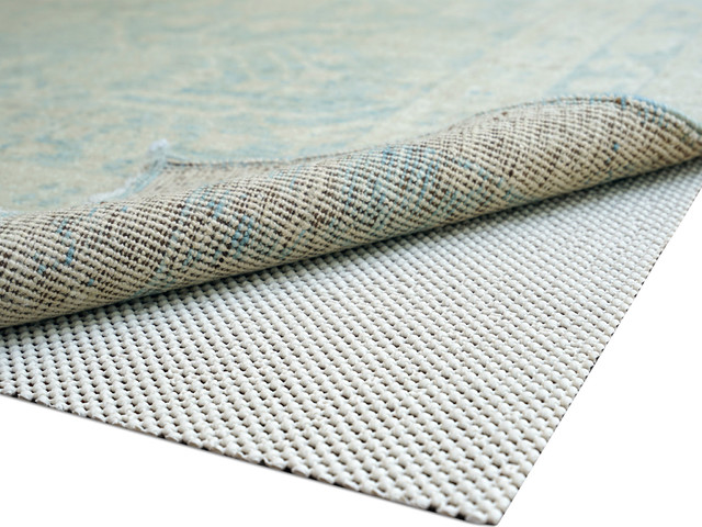Super Lock Natural Rubber Rug Pad, 10&x27;x14&x27;.