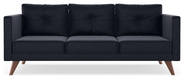 Maverick Sofa Mod Velvet, Midnight.