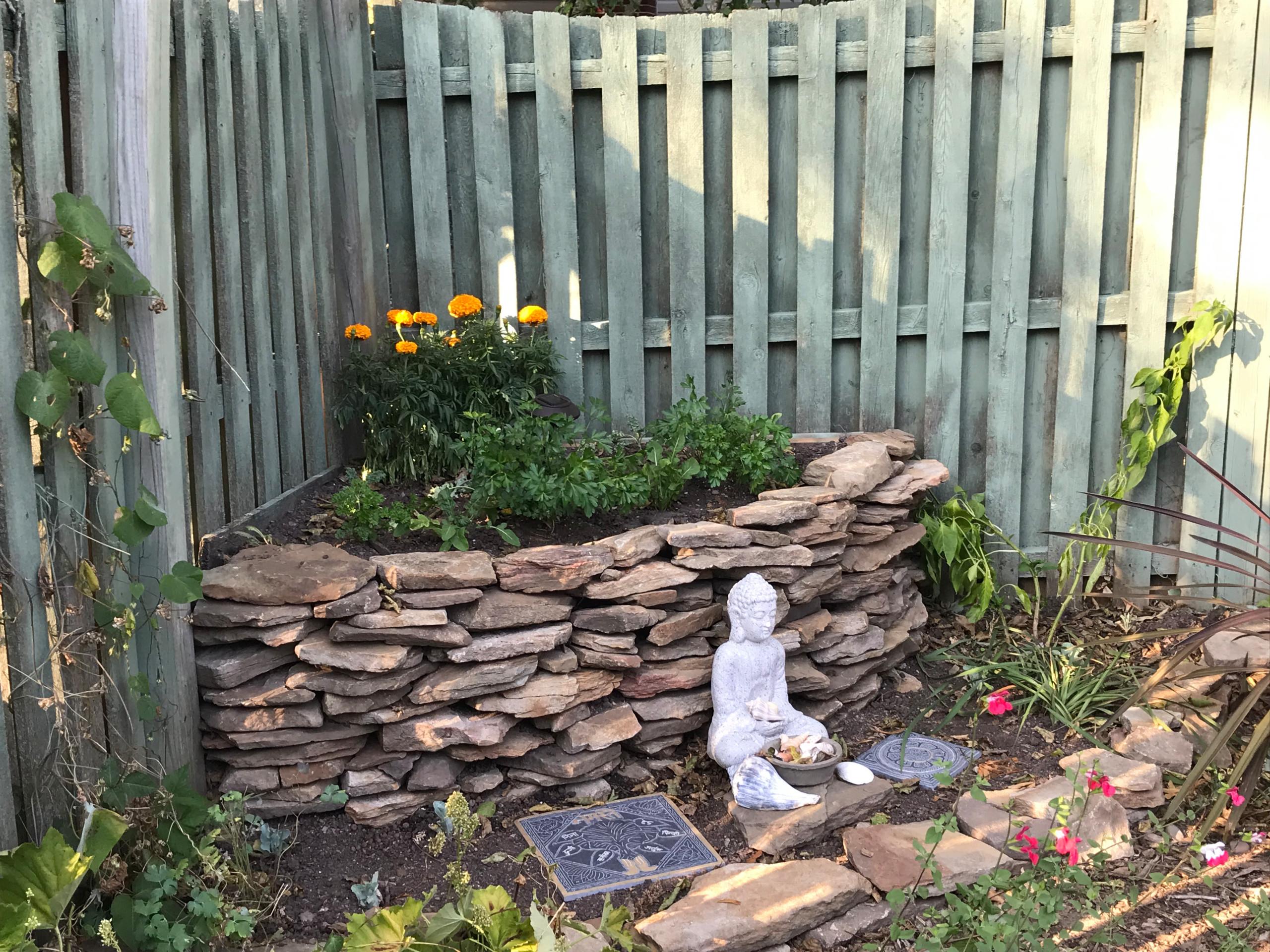 Garden Design in Time for a Wedding