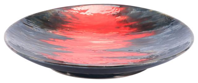 Zuo Modern A11407 Lava Ceramic Plate