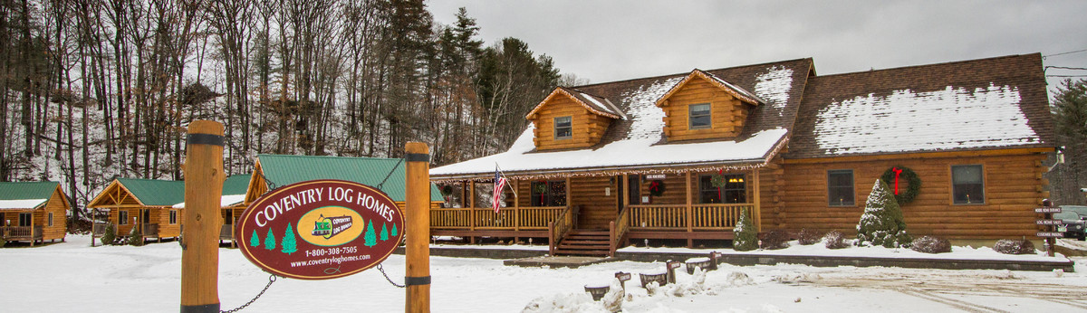 Coventry Log Homes Woodsville Nh Us 03785