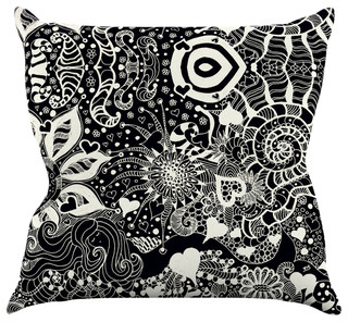 vanities for bedrooms monika strigel quot neptunes garden quot throw pillow 26 quot x26 13716