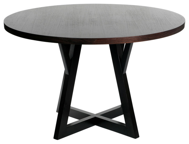 Forest Round Dining Table - Contemporary - Dining Tables - by