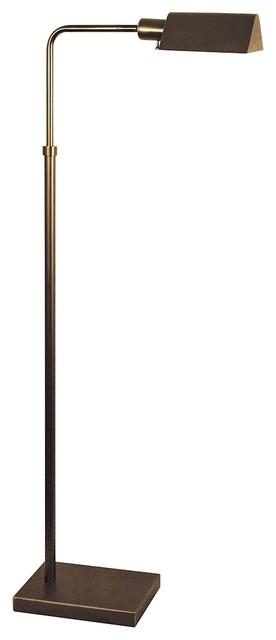 Pharmacy Floor Lamp, Bronze